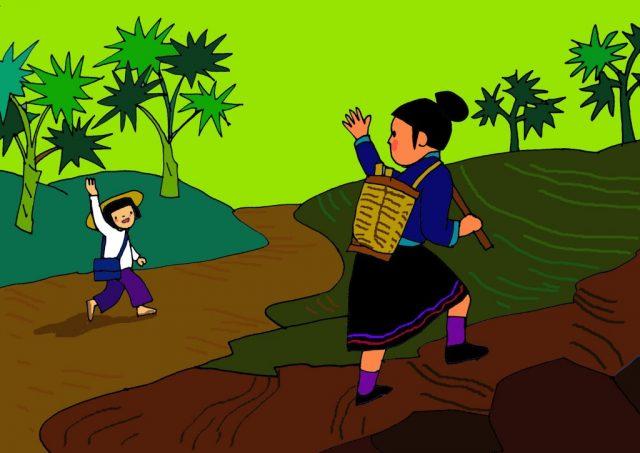 Bài thơ Đi học Minh Chính - Ký ức tuổi thơ về ngày đầu tiên đi học