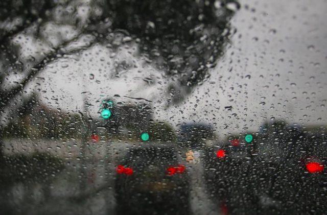 Bài thơ Chiều mưa buồn