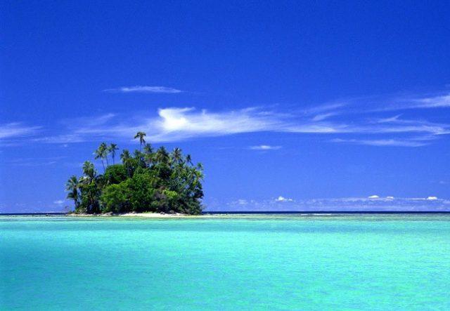Bài thơ Mùa thu trên biển đảo
