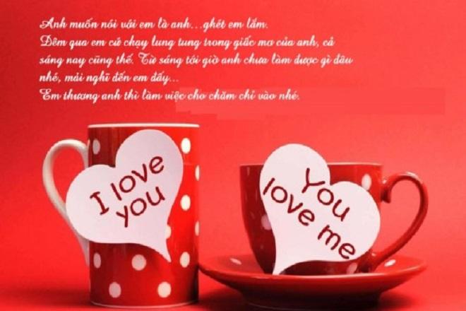 Những lời chúc buổi sáng hay cho người yêu ngọt ngào nhất từ trước tới nay