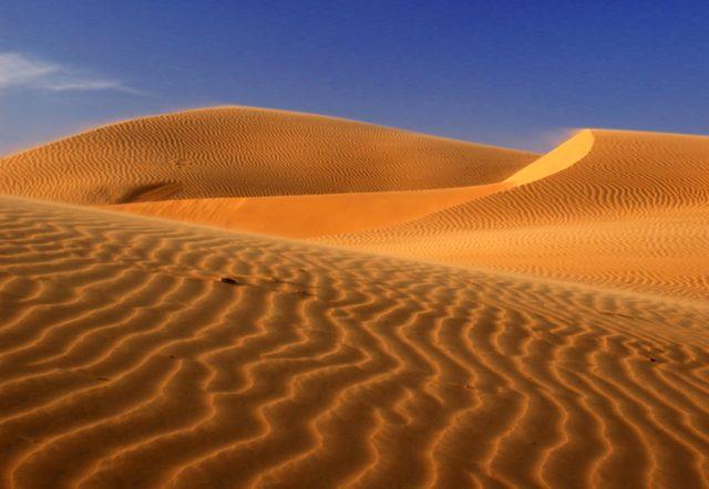 Bài thơ Phận cát