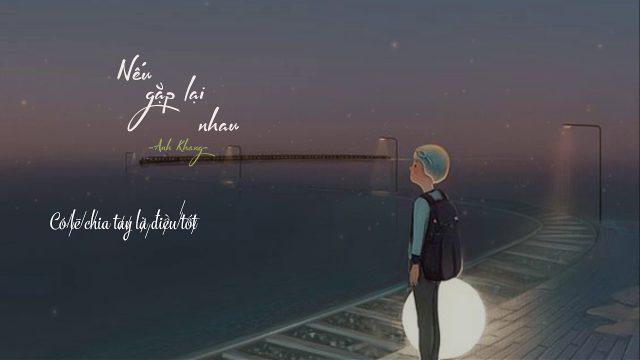 Bài thơ Xin một lần gặp lại người xưa